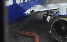 Động cơ nổ, hành khách tưởng máy bay bị tấn công