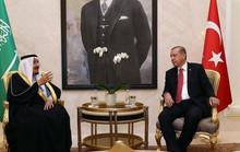 Sang như Thổ Nhĩ Kỳ tiếp Quốc vương Ả Rập Saudi