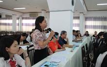 Quan tâm, bảo vệ quyền lợi lao động nữ