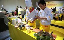 88 đội tham gia cuộc thi đầu bếp trẻ