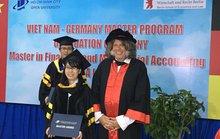 11 học viên liên kết đào tạo với Đức tốt nghiệp