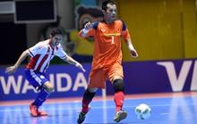 Tuyển futsal Việt Nam vào vòng 16 đội mạnh nhất World Cup