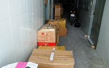 Thu giữ hàng ngàn hàng sung sướng mua từ chợ Kim Biên