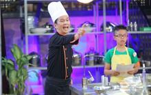 """Vua đầu bếp nhí: Giám khảo cũng """"hoảng loạn"""" khi làm đội trưởng"""
