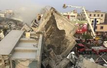 4 người Việt gặp nạn trong vụ động đất tại Đài Loan