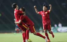 Lội ngược dòng ngoạn mục, U16 Việt Nam loại Úc ở giải châu Á