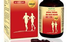 Viên nang mềm đông trùng giúp ăn ngon ngủ ngon GOLD