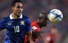 Dangda lập hat-trick, Thái Lan thắng đậm Indonesia