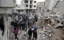 Phe đối lập Syria tạm ngừng bắn nếu Nga dừng không kích