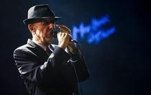 Công bố nguyên nhân qua đời của Danh ca Leonard Cohen