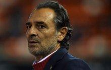 Cựu HLV tuyển Ý từ chức ở La Liga chỉ sau 3 tháng