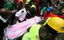 Sập nhà chết 12 người, chủ bị bắt