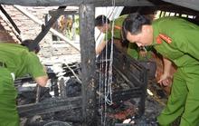 Vụ không cho yêu em vợ, đổ xăng đốt cả nhà: Mẹ cố vứt con ra khỏi đám cháy