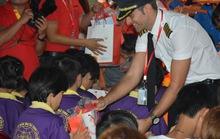 CEO Vietjet đón Trung Thu cùng trẻ em mồ côi, khuyết tật