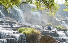Thi thể du khách Belarus nằm dưới chân thác Pongour