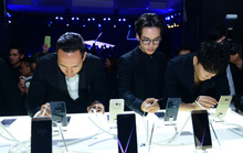 Samsung Galaxy Note7 cháy hàng tại Việt Nam