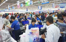 Gò Công khai trương siêu thị Co.opmart
