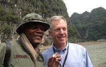 Theo chân Đại sứ Mỹ thăm phim trường King Kong 2