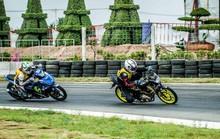 Long An có giải đua xe máy đúng chuẩn