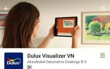 Ứng dụng Dulux Visualizer trên di động