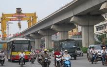 Tháng 9-2017 mới khai thác tuyến đường sắt Cát Linh-Hà Đông