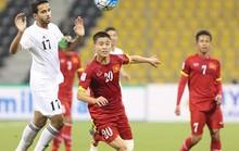 U23 Việt Nam - Jordan 1-3: Duy Mạnh ghi bàn danh dự