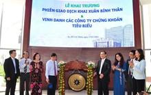 Việt Nam lần đầu tiên có Ngày Chứng khoán