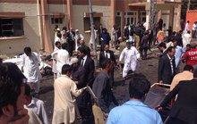 Nổ lớn ở bệnh viện Pakistan, hơn 200 người thương vong