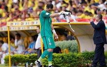 Man City lo lắng với chấn thương của Bravo và Kompany