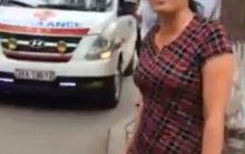 Giám đốc BV Nhi Trung ương xin lỗi việc bảo vệ chặn xe cấp cứu