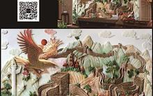 Gạch 3D - Giải pháp mới cho trang trí tường và nền