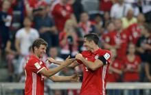 Lewandowski lập hat-trick, Bayern Munich thắng 6 sao