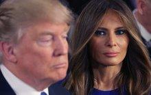 Vợ ông Trump bị vạch trần trước ngày bầu tổng thống Mỹ