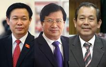 Chính thức phê chuẩn 3 Phó Thủ tướng và 18 bộ trưởng, thành viên Chính phủ
