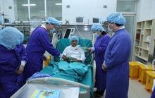 Hai cán bộ công an được ghép gan và tim xuyên Việt