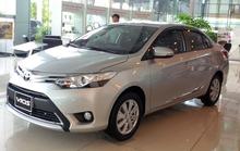 Toyota giảm giá Vios, Yaris và Corolla Altis tới 59 triệu đồng