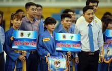 Khai mạc giải vô địch vovinam Việt Võ Đạo TP HCM 2016