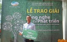 Góp ý về dịch vụ Viettel, khách hàng nhận thưởng 100 triệu đồng