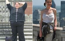 Chuyện cô gái giảm từ 187 kg xuống còn 49 kg