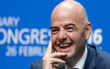 """Chủ tịch FIFA gây sốc khi """"chỉ đạo"""" bầu cử UEFA"""