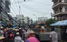 Xúc động lễ đưa tang 6 nạn nhân chết cháy ở Cà Mau