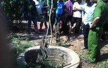 Thanh niên chết bất thường dưới giếng sau cuộc rượt đuổi
