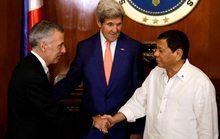 Cựu đại sứ Mỹ âm mưu lật đổ ông Duterte?