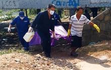 Thi thể phụ nữ đang phân hủy trôi sông Sài Gòn