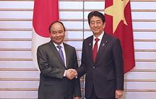 Hai Thủ tướng Việt-Nhật: Không được quân sự hóa Biển Đông