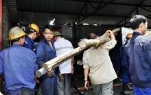 Bục nước trong hầm lò, 2 công nhân tử vong