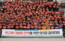 Kết cục nào chờ Tổng thống Hàn Quốc?