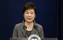 """Cùng đường, bà Park đặt niềm tin vào """"áo giáp chống đạn"""""""