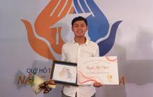 Xúc động với bức thư chia sẻ của sinh viên Nguyễn Đức Chính