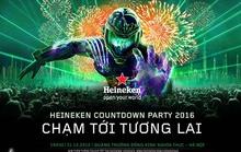 Heineken Countdown Party 2016 chạm tới tương lai